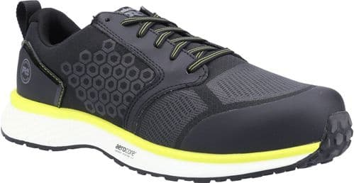 Timberland Pro Reaxion Trainers Safety Black / Yellow